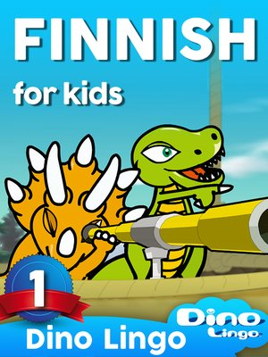 cover image of Finnish for Kids, Lesson 1